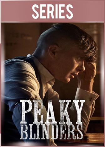 Peaky Blinders Temporada 5 Completa HD 720p Latino Dual