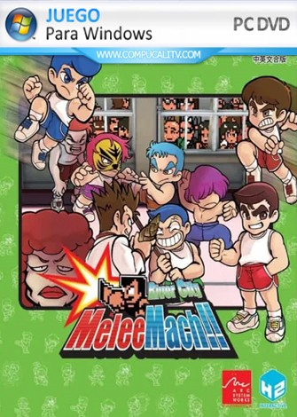 River City Melee Mach (2019) PC Full