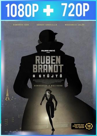 Ruben Brandt Coleccionista (2018) HD 1080p y 720p Latino Dual