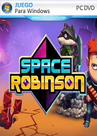 Space Robinson Hardcore Roguelike Action (2019) PC Full