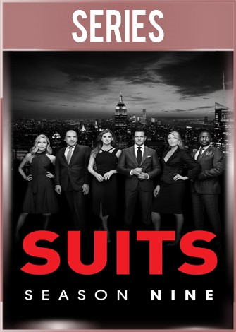 Suits Temporada 9 HD 720p Latino Dual