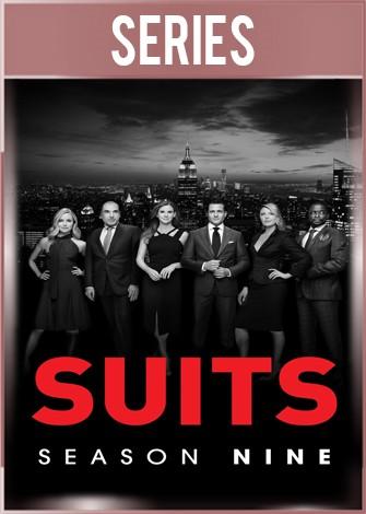 Suits Temporada 9 HD 720p Latino Dual