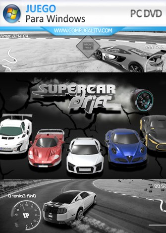 Supercar Drift (2019) PC Full