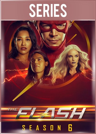 The Flash Temporada 6 HD 720p Latino Dual
