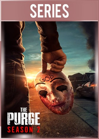 The Purge Temporada 2 HD 720p Latino Dual