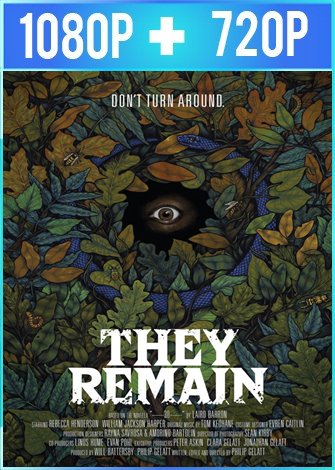 They Remain [El asentamiento] (2018) HD 1080p y 720p Latino Dual