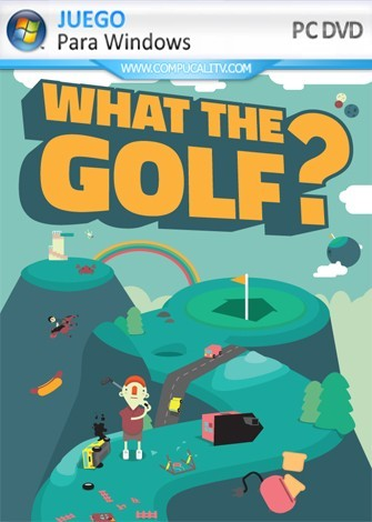 What the Golf? (2019) PC Full Español