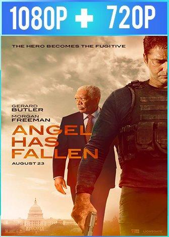Agente bajo fuego (2019) HD 1080p y 720p Latino Dual