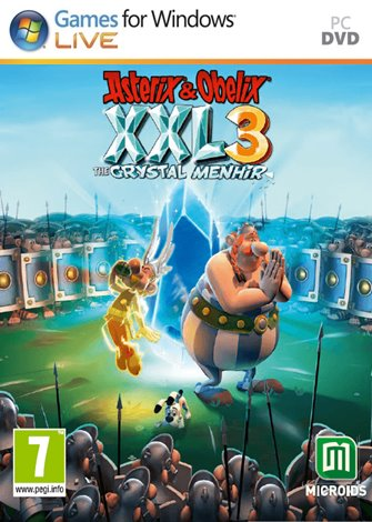 Asterix & Obelix XXL 3 - The Crystal Menhir (2019) PC Full Español