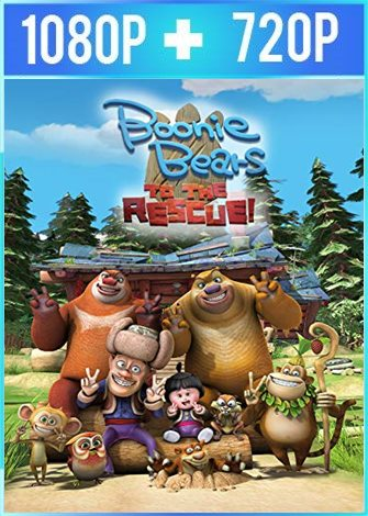 Boonie Bears: To the Rescue (2019) HD 1080p y 720p Latino Dual