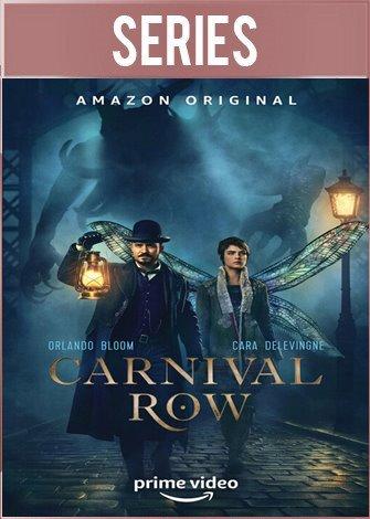 Carnival Row (2019) Temporada 1 Completa HD 720p Latino Dual