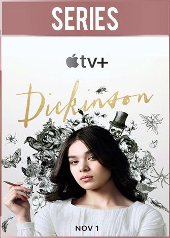 Dickinson Temporada 1 Completa HD 720p Latino Dual
