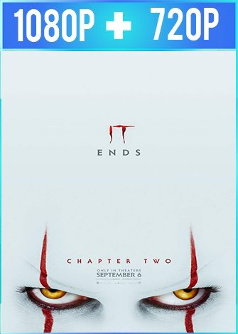 It (Eso): capítulo 2 (2019) HD 1080p y 720p Latino Dual