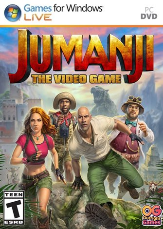 JUMANJI: The Video Game (2019) PC Full Español