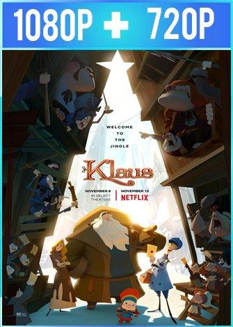 Klaus (2019) HD 1080p y 720p Latino
