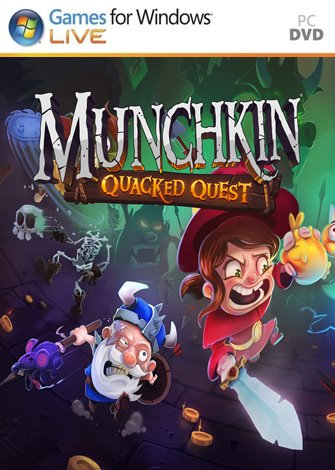 Munchkin: Quacked Quest (2019) PC Full Español