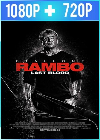 Rambo V: Last Blood (2019) HD 1080p y 720p Latino Dual