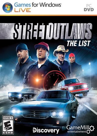 Street Outlaws: The List (2019) PC Full Español