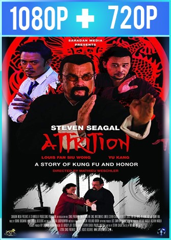 Attrition (2018) HD 1080p y 720p Latino Dual