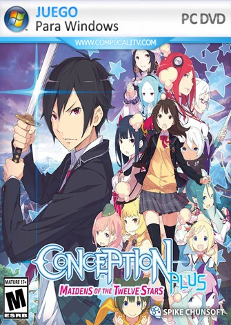 Conception PLUS Maidens of the Twelve Stars (2019) PC Full