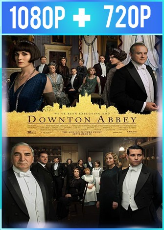 Downton Abbey (2019) HD 1080p y 720p Latino Dual