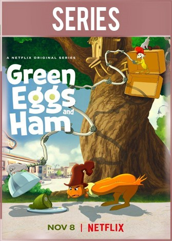 Green Eggs and Ham Temporada 1 Completa HD 720p Latino Dual