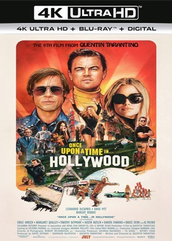 Había una vez en Hollywood (2019) 4K Ultra HD Latino Dual