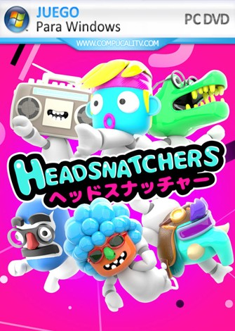 Headsnatchers (2019) PC Full Español