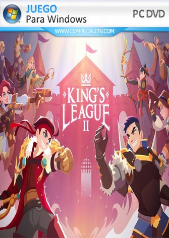 King's League II (2019) PC Full Español