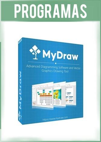 MyDraw Versión 4.2.0 Full Español [Crea diagramas de flujo]