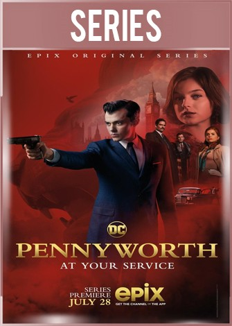 Pennyworth Temporada 1 Completa HD 720p Latino Dual