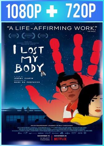 Perdí mi cuerpo (2019) HD 1080p y 720p Latino Dual