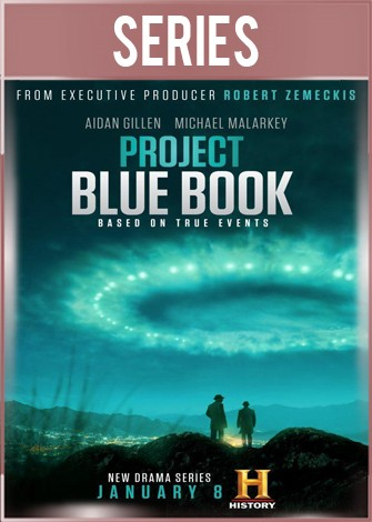 Project Blue Book Temporada 1 Completa HD 720p Latino Dual