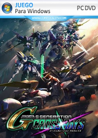 SD GUNDAM G GENERATION CROSS RAYS (2019) PC Full