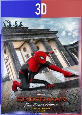 Spider-Man: Lejos de casa (2019) 3D SBS Latino Dual