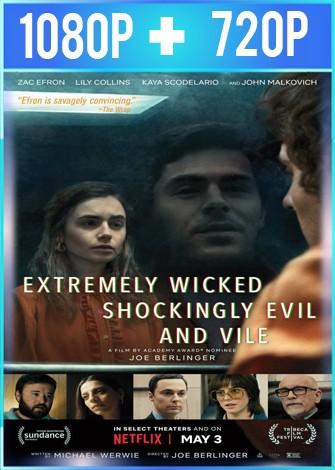 Ted Bundy Durmiendo con el asesino (2019) HD 1080p y 720p Latino Dual