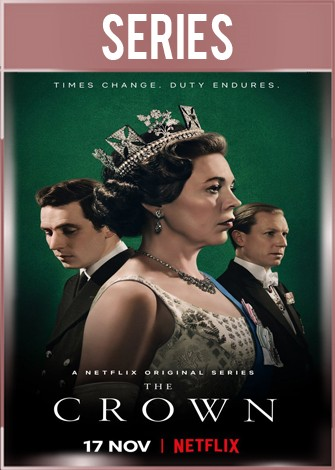 The Crown Temporada 3 Completa HD 720p Latino Dual