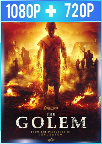 The Golem (2018) HD 1080p y 720p Latino Dual