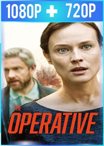 The Operative (2019) HD 1080p y 720p Latino Dual