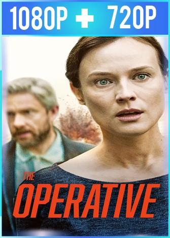 The Operative (2019) HD 1080p y 720p Latino Dual