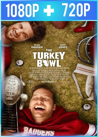 The Turkey Bowl (2019) HD 1080p y 720p Latino Dual