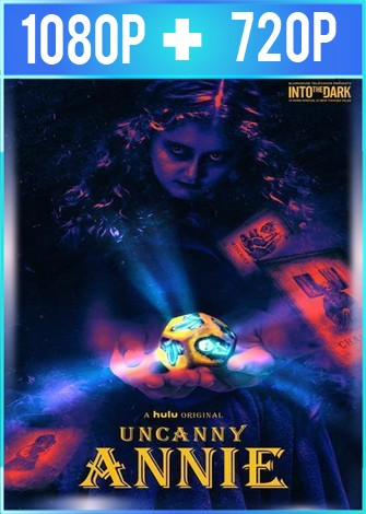 Uncanny Annie (2019) HD 1080p y 720p Latino Dual