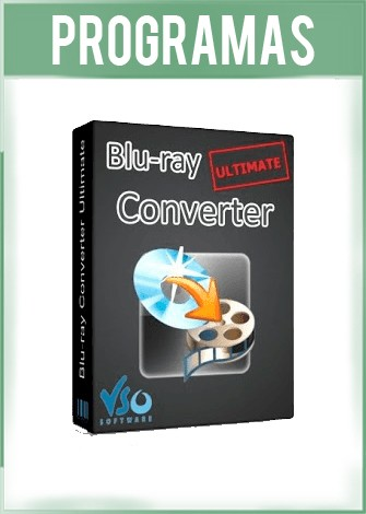 VSO Blu-ray Converter Ultimate Versión 4.0.0.100 Full Español