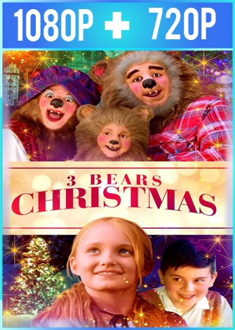3 Bears Christmas (2019) HD 1080p y 720p Latino Dual