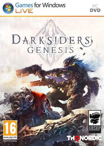 Darksiders Genesis (2019) PC Full Español