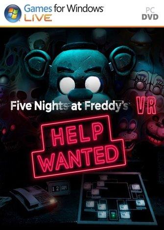 Five Nights at Freddys Help Wanted (2019) PC Full Español