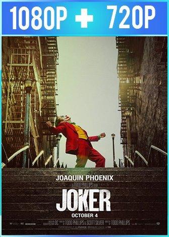 Joker [Guasón] (2019) HD 1080p y 720p Latino Dual