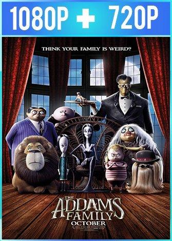 Los locos Addams (2019) HD 1080p y 720p Latino Dual