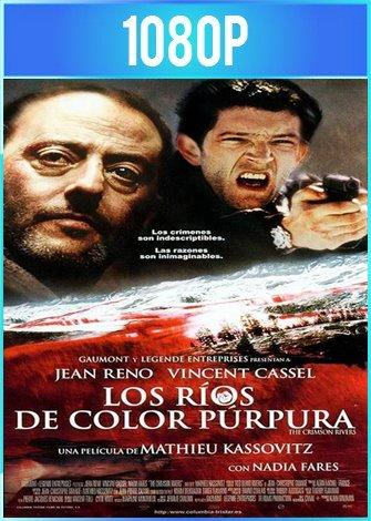 Los ríos de color púrpura (2000) HD 1080p Latino Dual