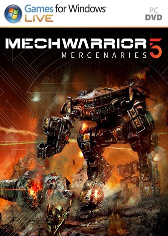 MechWarrior 5: Mercenaries (2019) PC Full